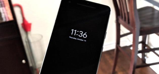Google ridurrà i tocchi involontari sull'Ambient Display dei Pixel
