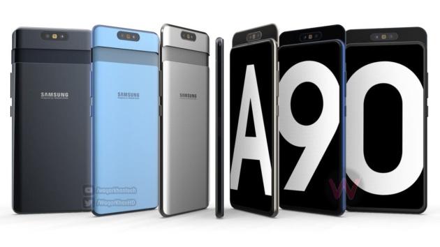 Samsung Galaxy A90 potrebbe arrivare con Snapdragon 855 e variante 5G