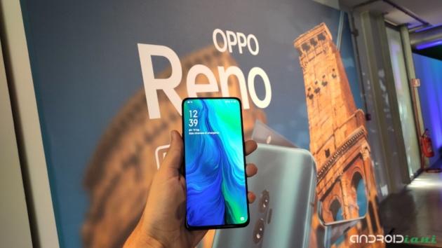 Oppo Reno 5G debutta ufficialmente in Italia in partnership con TIM
