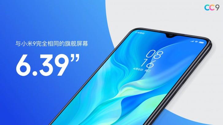 Xiaomi ha presentato in Cina i nuovi CC9, CC9e e CC9 Meitu Edition