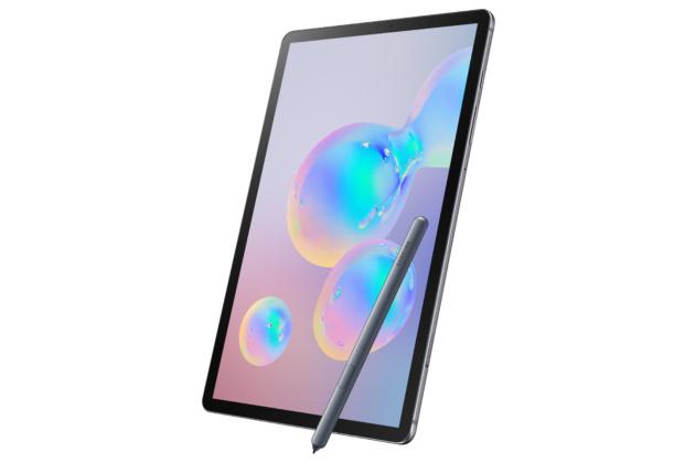 Samsung Galaxy Tab S6 ufficiale: S Pen migliorata e tanta potenza per sfidare iPad Pro