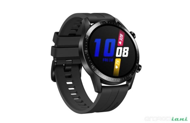 Huawei Watch GT 2 è ufficiale: tante funzioni e prezzi da 229€