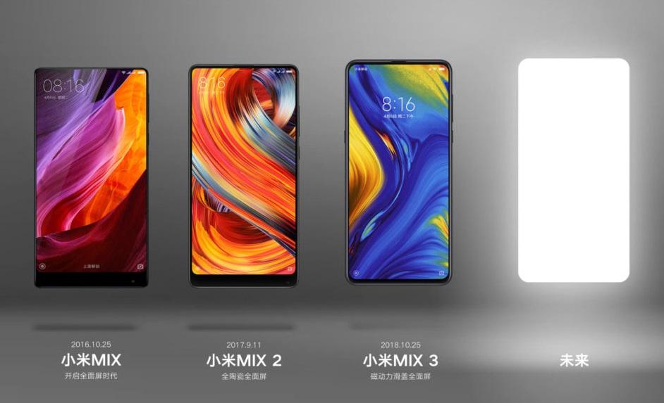 Lebih detail tentang Xiaomi Mi Mix 4 1