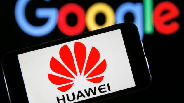 Huawei e Gooogle: presunta teoria sulla collaborazione contro il divieto imposto