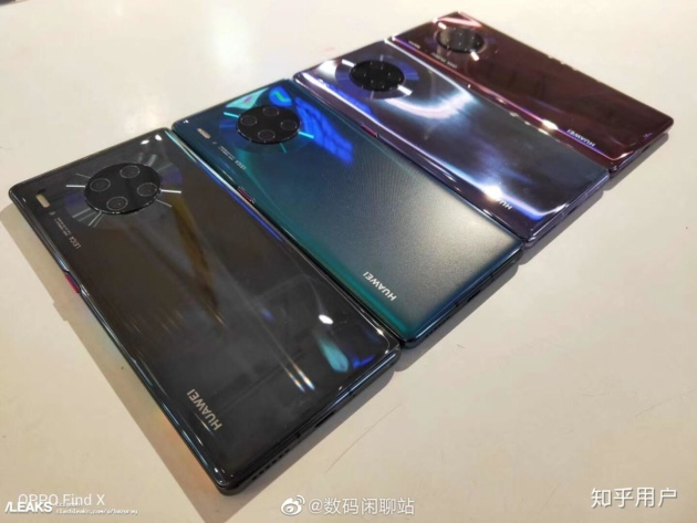 Huawei Mate 30 protagonista di un primo video hands on