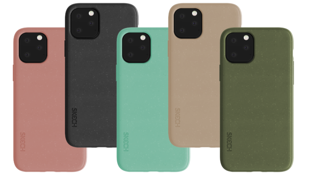 SKECH svela le sue Bio-Cover e... il retro di iPhone 11
