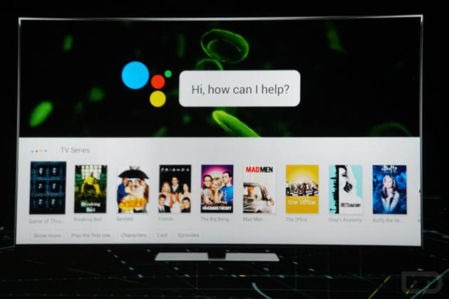 Android TV ora possono essere aggiunte nell'app Google Home