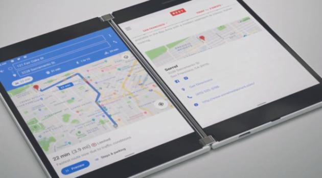 Microsoft Surface Duo potrebbe ricevere Android 11 subito dopo il lancio