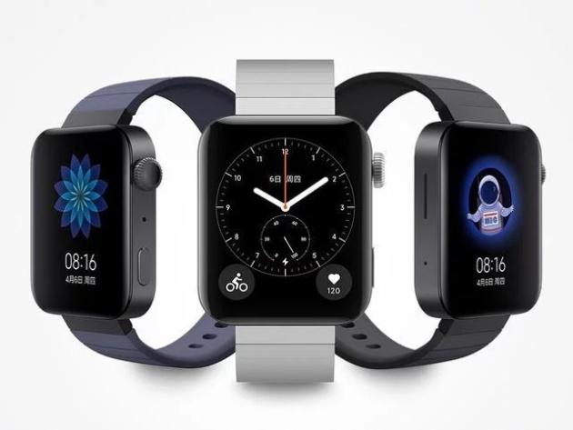 Ecco Xiaomi Mi Watch: come Apple Watch ma più economico
