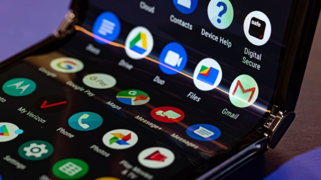 Motorola RAZR: quanto costa cambiare il display?