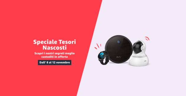 Speciale Tesori Nascosti Amazon tanti smartphone Xiaomi in offerta, prezzi a partire da 59€