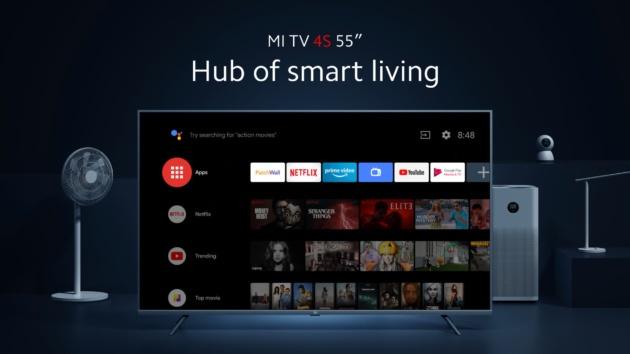 Xiaomi porta le smart TV in Europa con la serie Mi TV 4