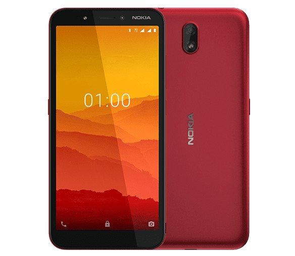 Nokia C1 Android Go Edition: lo smartphone economico per i mercati emergenti