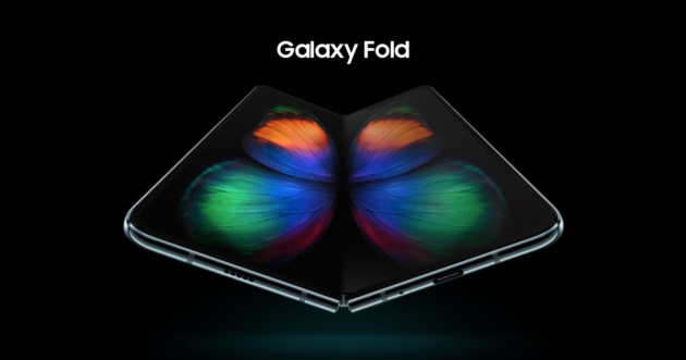 Samsung Galaxy Fold disponibile in Italia