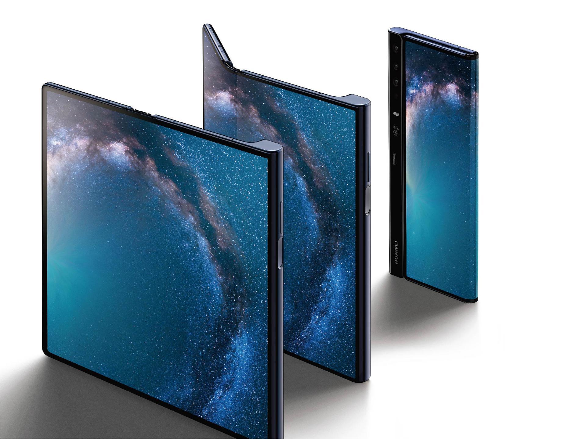 Huawei Mate X: vendute 100.000 unità al mese