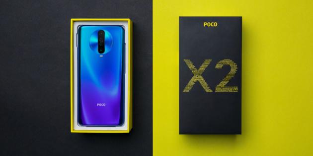 POCO X2 è realtà: scheda tecnica, disponibilità e prezzi