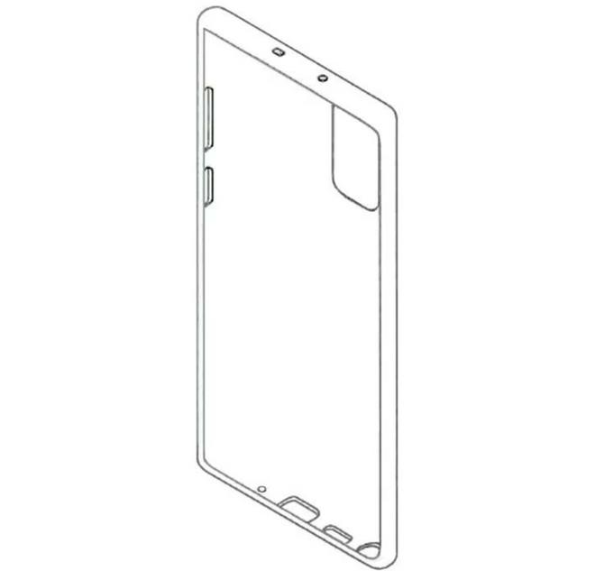 Samsung Galaxy Note 20: svelata la sezione posteriore?
