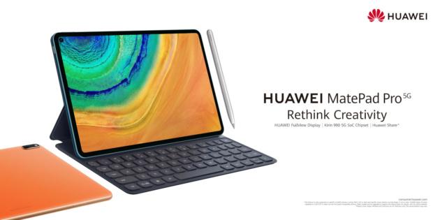 Huawei MatePad Pro è il tablet che unisce intrattenimento e produttività con stile