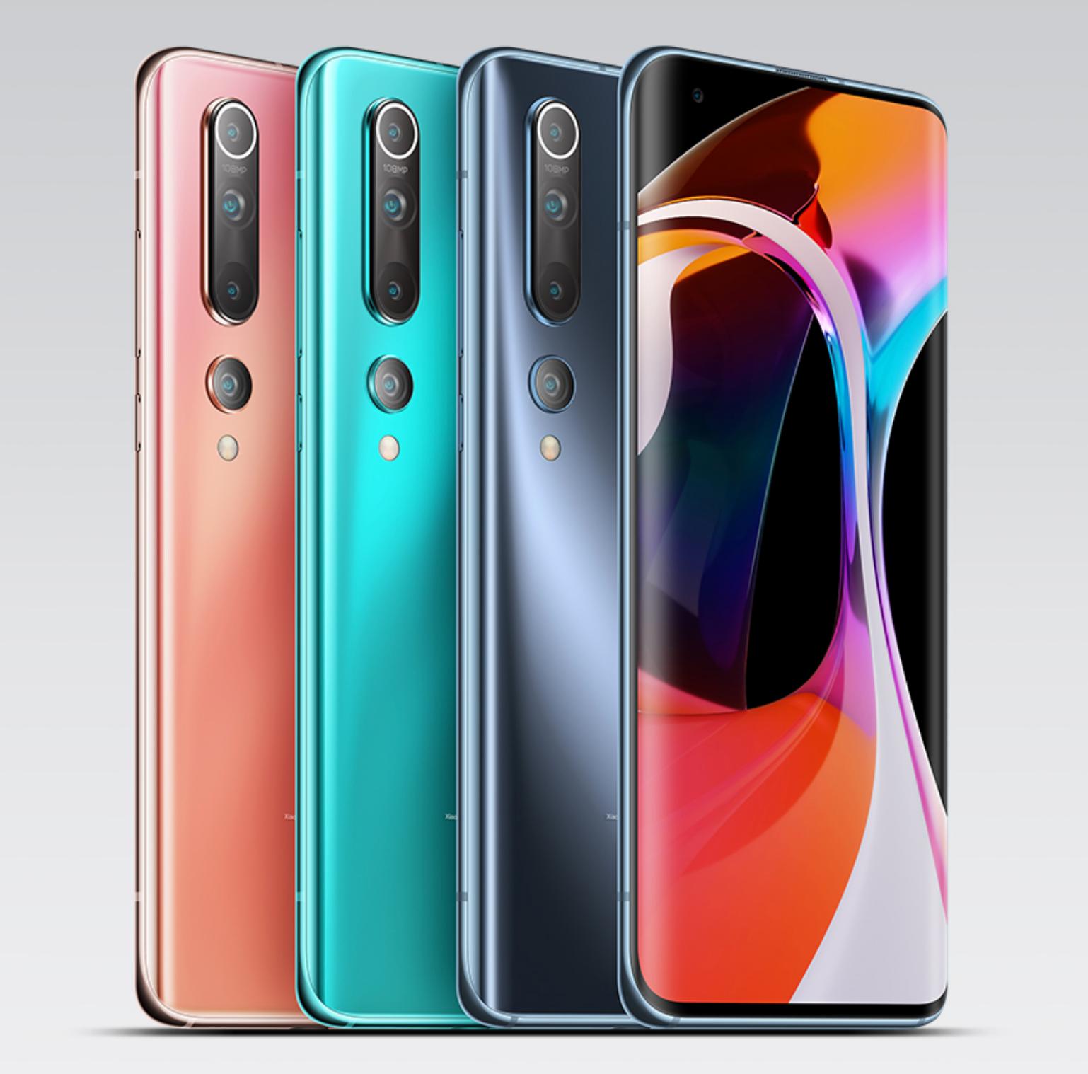Xiaomi MI 10 e Mi 10 Pro: top di gamma a tutti gli effetti