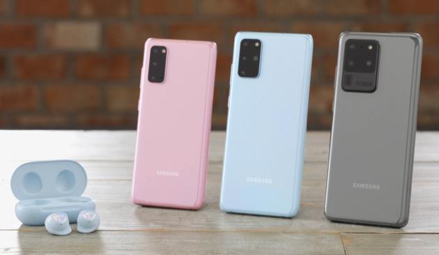 Samsung Galaxy S20, S20 Plus e S20 Ultra presentati ufficialmente