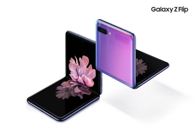 La modalità split-screen di Samsung Galaxy Z Flip potrebbe arrivare su altri smartphone