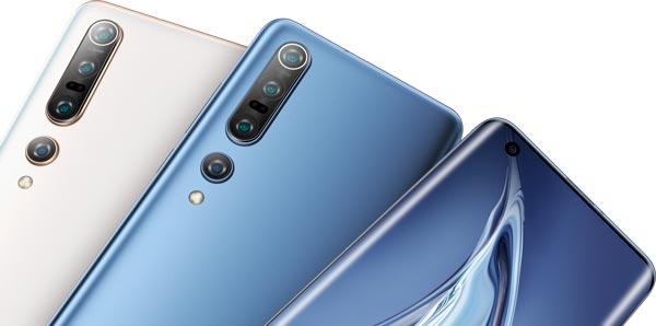 Xiaomi presenta Mi 10, Mi 10 Pro e Mi 10 Lite 5G: display e fotocamera top, prezzi fino a 1000€