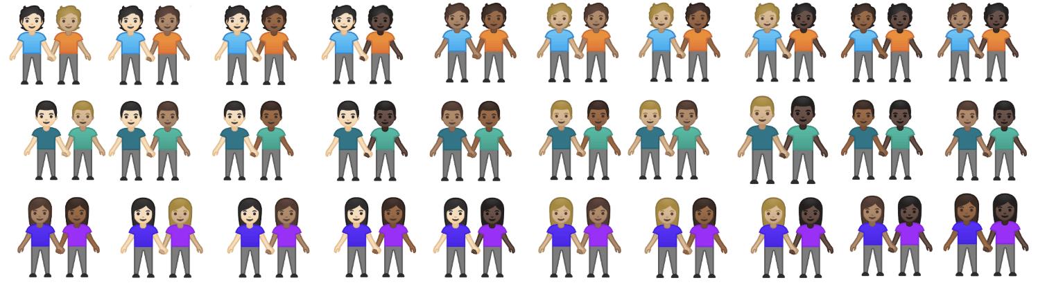 google pixel emoji