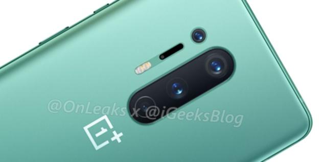 OnePlus 8 Pro, trapela un press render: ecco come si presenterà lo smartphone