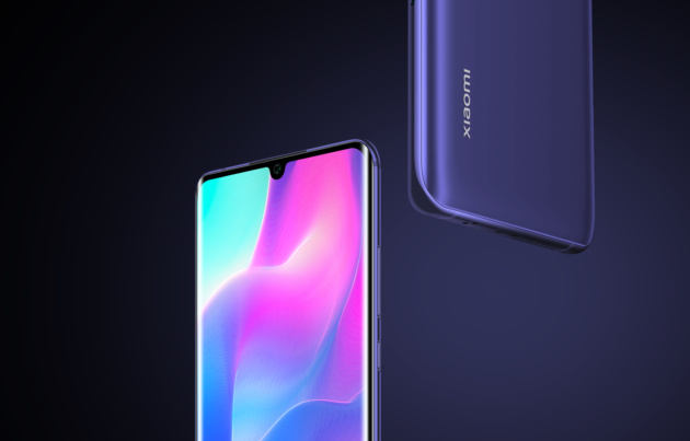 Xiaomi Mi Note 10 Lite ufficiale: display AMOLED e Snapdragon 730G da 349€
