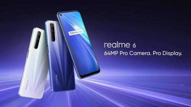 Il Realme 6 Pro arriverà in Europa il 5 maggio