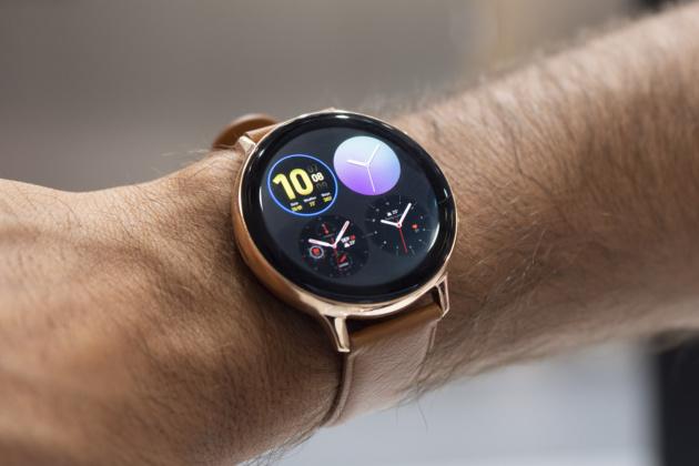 Il Galaxy Watch Actvie 2 ottiene il monitoraggio della pressione sanguigna