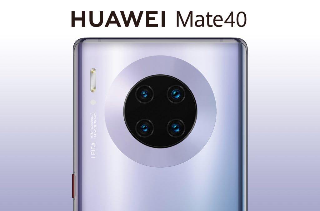 Huawei Mate 40: trapelano in rete le presunte specifiche tecniche