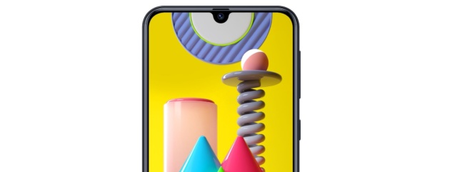 Samsung Galaxy M31 ufficiale: 4 fotocamere e batteria da 6000mAh