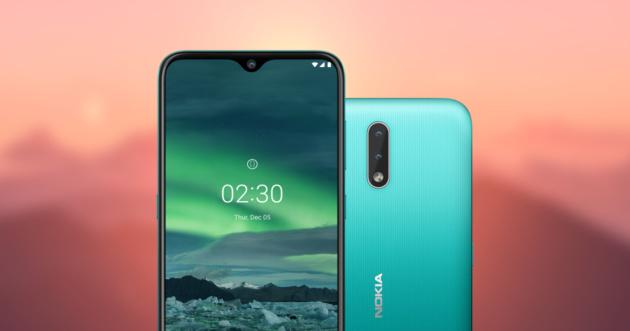 Nokia 2.3 riceve Android 10
