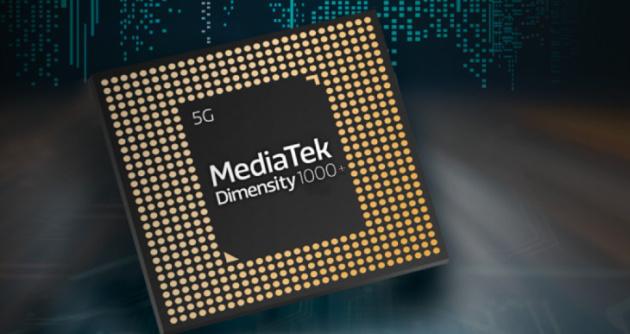 Mediatek presenta il suo nuovo processore Dimensity 1000+