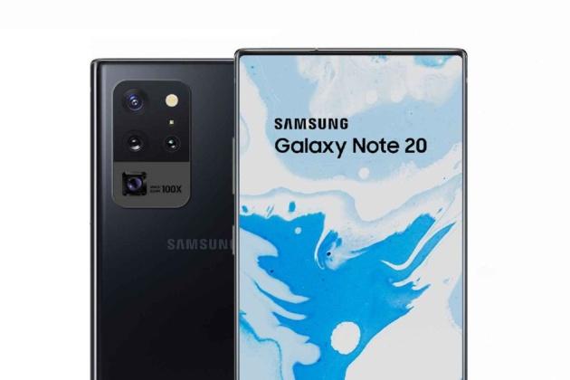 Il Samsung Galaxy Note 20 avrà 16 GB di RAM