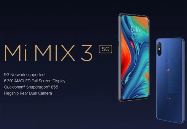 Xiaomi MI MIX 3 5G: confermato l'upgrade alla MIUI 12
