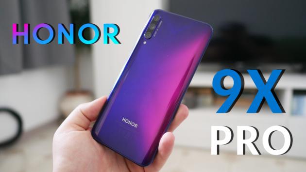 Honor 9X Pro, buon prodotto ma in ritardo di un anno | Recensione