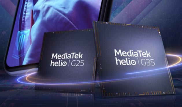 MediaTek annuncia due nuovi processori da gaming per fascia bassa