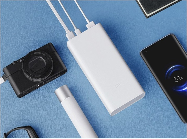Xiaomi presenta un powerbank da 30.000 mAh