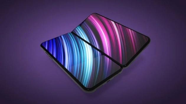 Ecco un prototipo di iPhone pieghevole