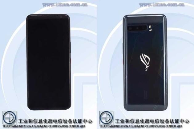 Asus conferma un'enorme batteria per il ROG Phone 3