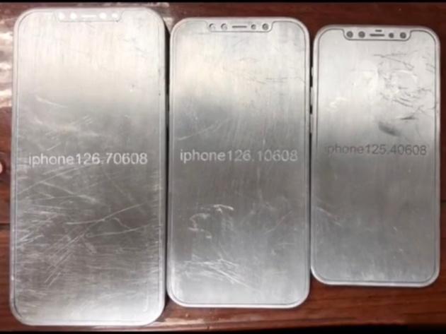 iPhone 12: trapelate foto di stampi e immagini CAD