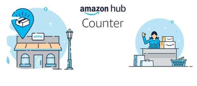 Amazon vi regala 5€ se acquistate usando un Hub Locker o Counter | solo 6000 Buoni
