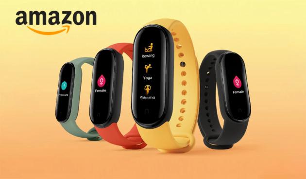 Xiaomi Mi Band 5 arriva su Amazon Italia a un prezzo scontato con spedizione Prime!