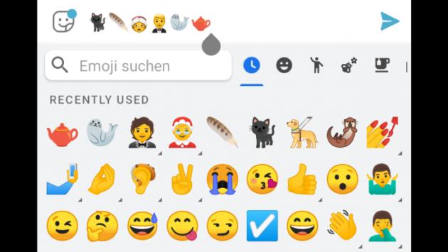 La nuova beta di Gboard aggiunge il supporto alle nuove emoji