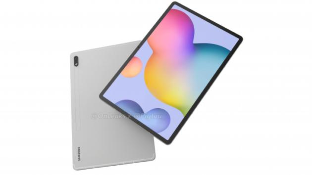 Samsung Galaxy Tab S7+ rivelato quasi completamente