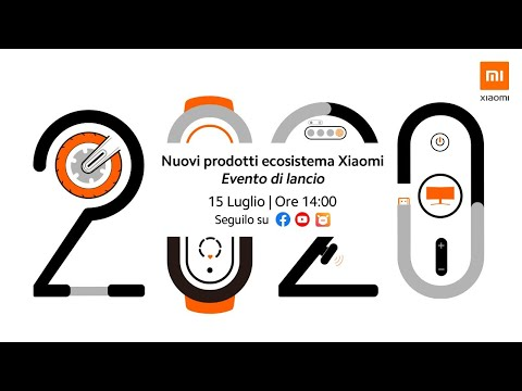Xiaomi presenta Mi Smart Band 5, tre nuovi monopattini e molto altro