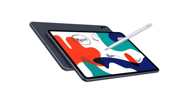 Huawei MatePad arriva in Italia: a 329 euro con pennino incluso