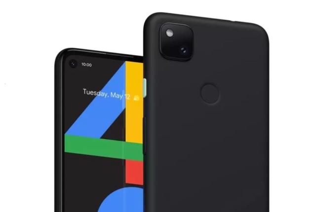 Google Pixel 4a si mostra (per sbaglio) sul Google Store canadese
